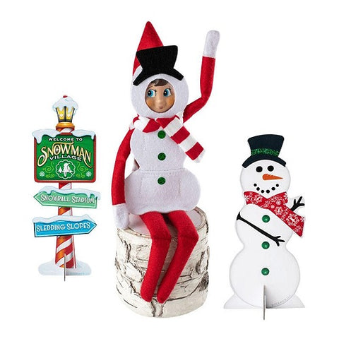 Claus Couture Collection Silly Snowman Set