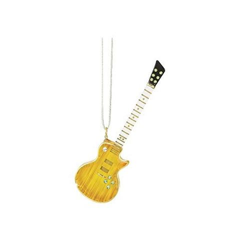 Glass Baron Guitar Ornament