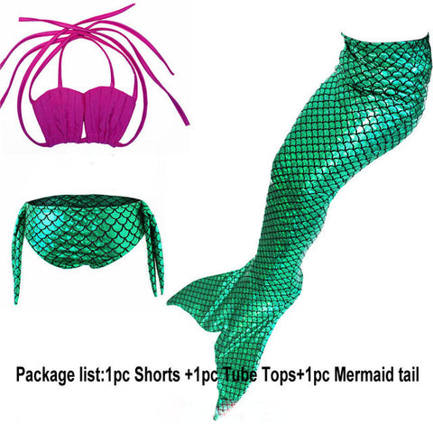Mermaid Tail for Kids & Adults