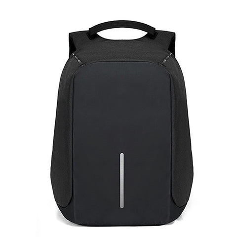 Anti-theft Backpack With USB Charge Port, Waterproof