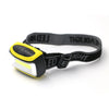 Waterproof COB LED Flashlight outdoors Headlight Headlamp head light lamp Torch Lanterna with Headband,Use AAA