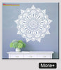 High Quality Mandala Meditation Yoga Wall Sticker Decals Datura Buddha Om Symbol Removable Art Home Decor Home Decoration MA-04