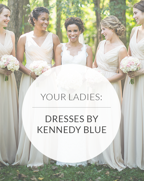 Kennedy Blue Bridesmaid Dresses: Revolutionizing the Wedding Industry
