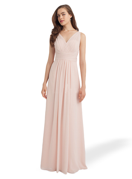 Bill Levkoff 1115 in Petal Pink