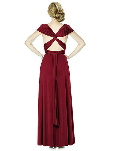 Dessy MJ-Twist 2 back in Claret