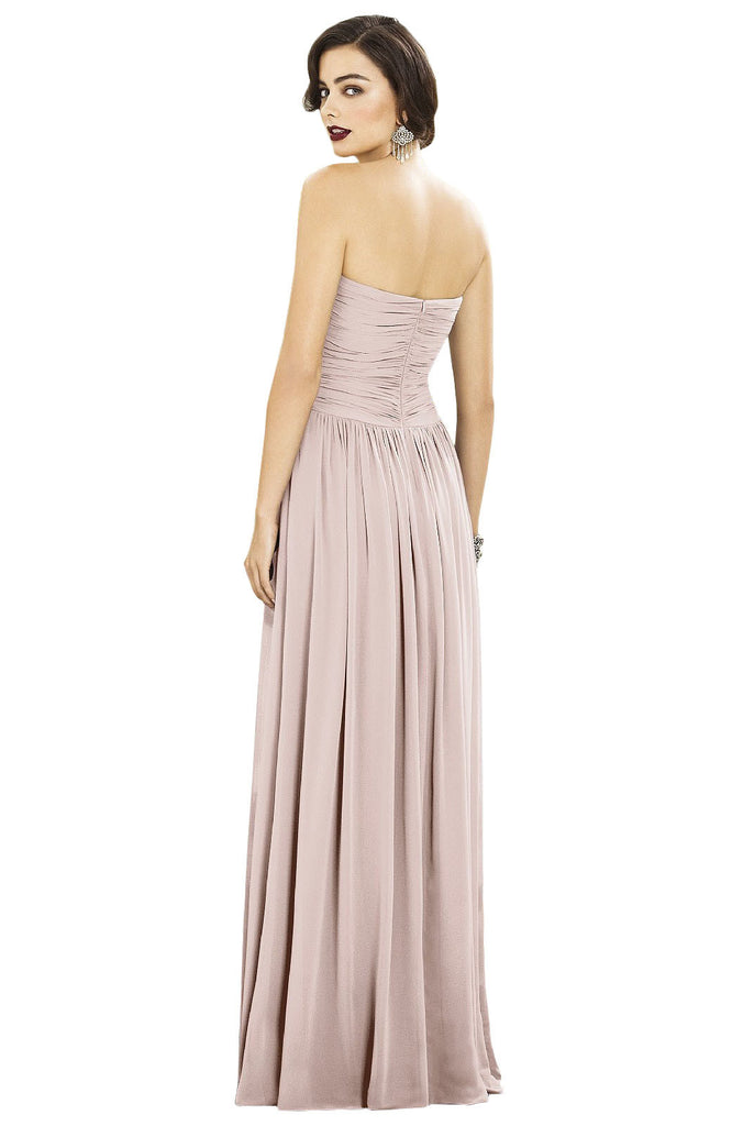 Dessy 2880 Strapless Bridesmaid Dress