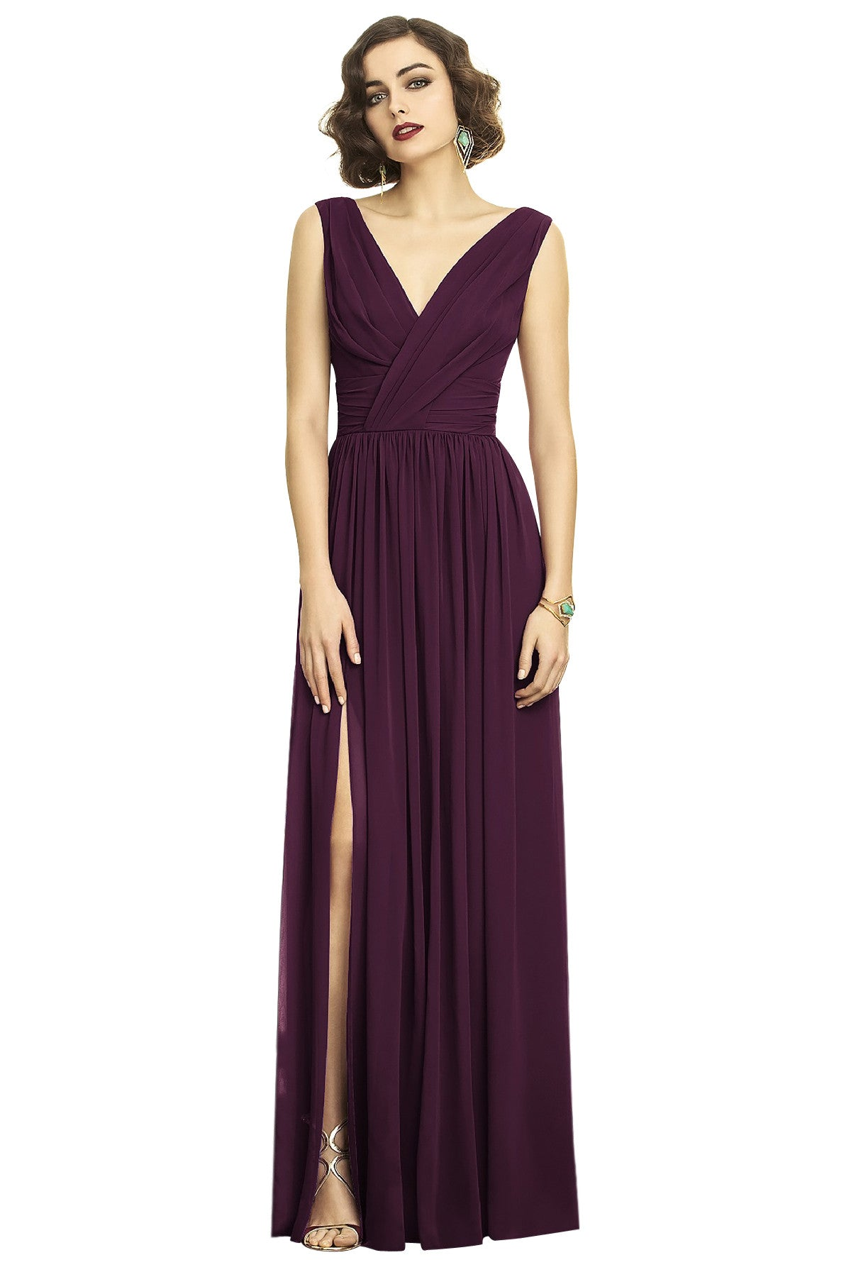Dessy 2894 bridesmaid dress weddings by lo dessy 2894 long v neck bridesmaid dress ombrellifo Image collections