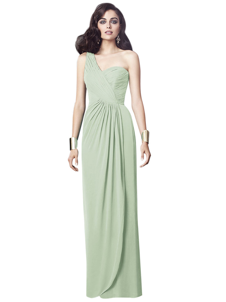 Dessy 2905 Chiffon Bridesmaid Dress