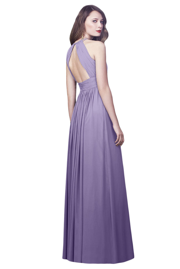 Dessy 2918 Halter Bridesmaid Dress