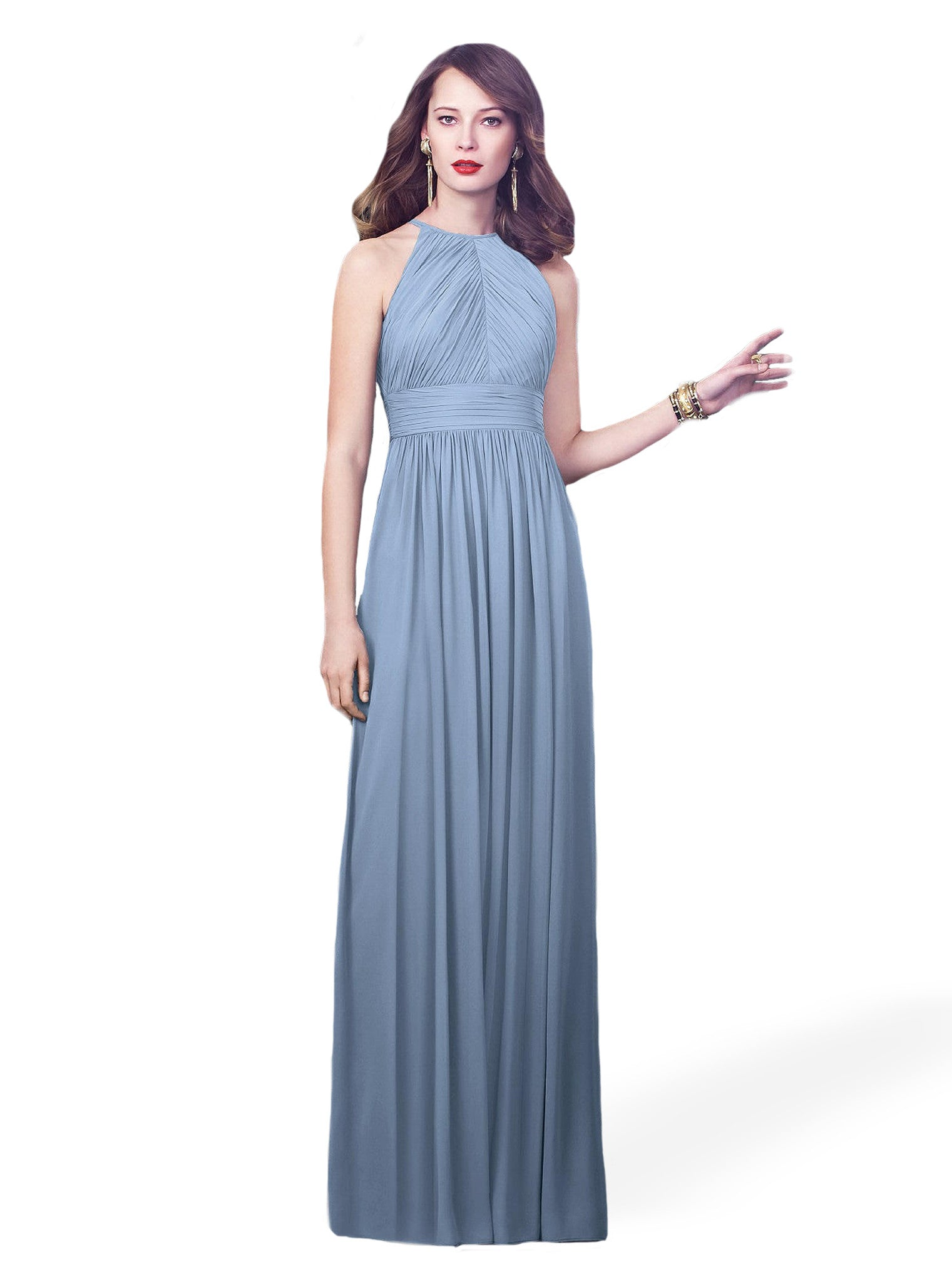 Dessy 2918 bridesmaid dress weddings by lo dessy 2918 high neck bridesmaid dress ombrellifo Gallery