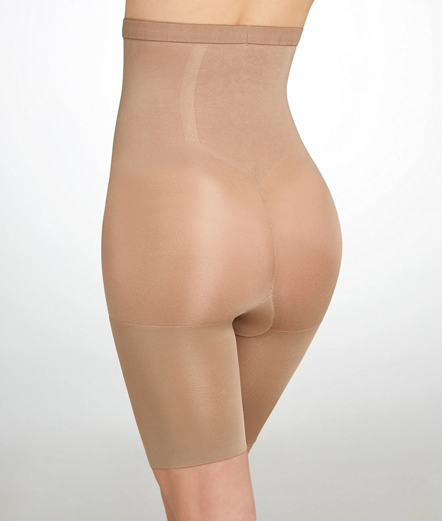 Spanx Super Higher Power Bridal Shapewear Back