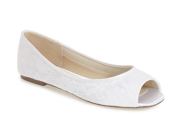 Pink by Paradox Waterlily Wedding Shoes