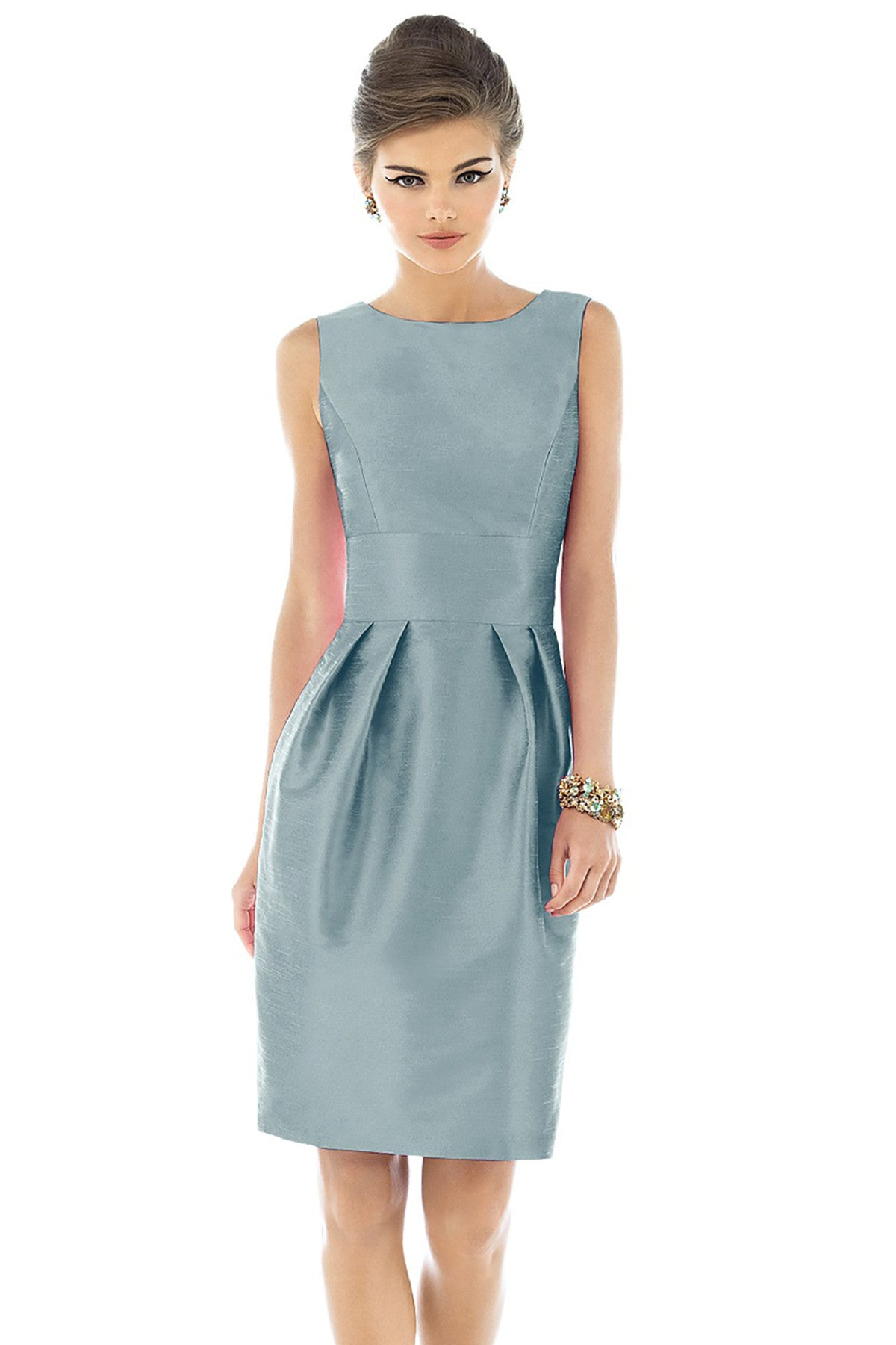 6e095468cab Alfred Sung D522 Bridesmaid Dress - Weddings by Lo
