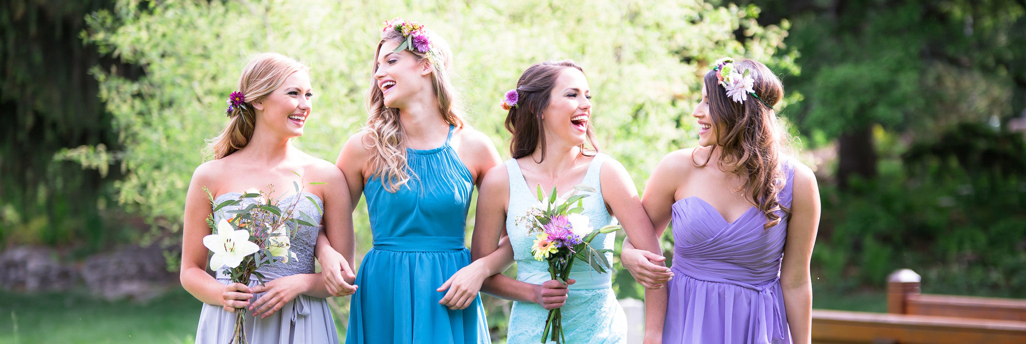 Kennedy Blue Mix and Match Bridesmaid Dresses