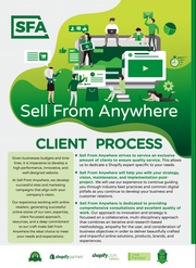 Learn how to sell online| E-Commerce University Client Process Sprint 1, 2, 3 Retainer - Sell From Anywhere