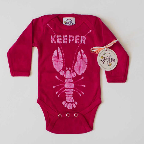 Keeper - Long Sleeve Bodysuit