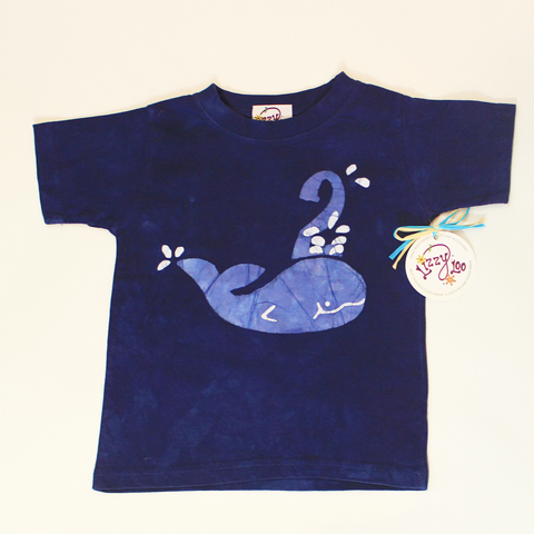 Daniel the Whale - Birthday Shirt