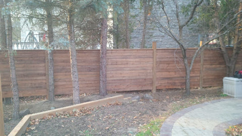 Etobicoke Landscaping, P. McConnell Contracting, Landscaping, Modern Fence, Landscape Design