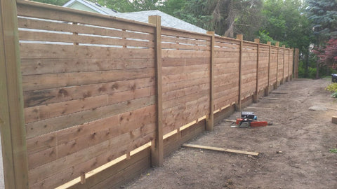 Etobicoke Landscaping, P. McConnell Contracting, Modern Fence, Landscaping, Landscape Design