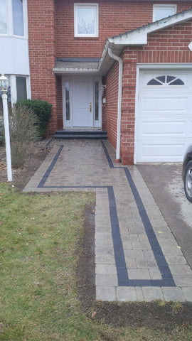 Etobicoke Landscaping, P. McConnell Contracting, Landscaping, Interlock