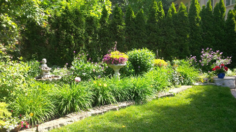 P. McConnell Contracting, Etobicoke Landscaping, Flower Garden planting, Toronto, Mississauga