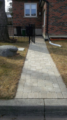 P. McConnell Contracting, Landscaping, Etobicoke, Toronto, MIssissauga, Interlock, Patio, Backyard
