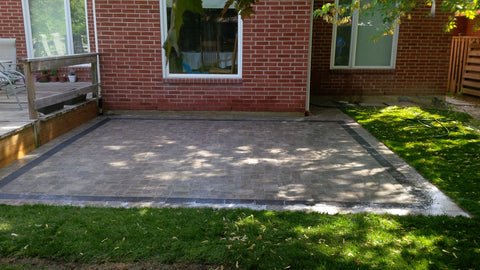 P. McConnell Contracting, PMC Greenscapes, Landscaping, Etobicoke, Toronto, MIssissauga, Interlock, Patio, Backyard