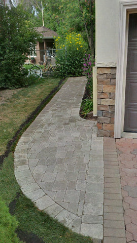 P. McConnell Contracting, pmcreenscapes, Etobicoke Landscaping, Toronto, MIssissauga, Interlock, Patio, Backyard