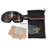 BARSTOW Goggle Team Speed - Smoke Lens | SKU: 50002-102-01