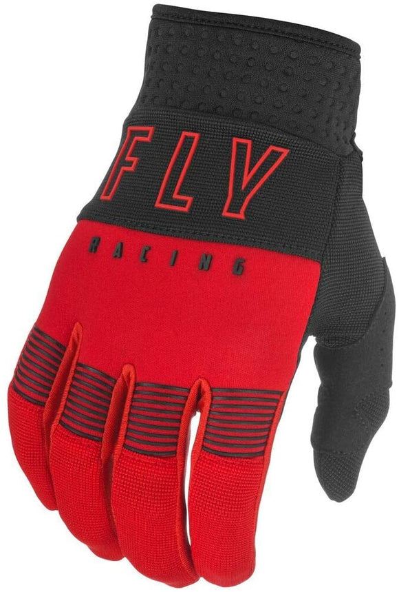 F-16 GLOVES RED/BLACK