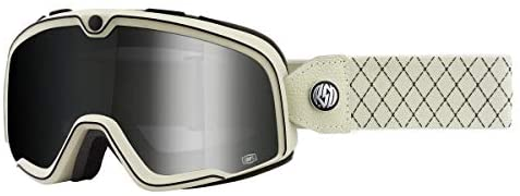 BARSTOW GOGGLE ROLAND SANDS SILVER MIRROR LENS