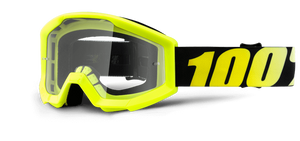 STRATA JR GOGGLE NEON YELLOW