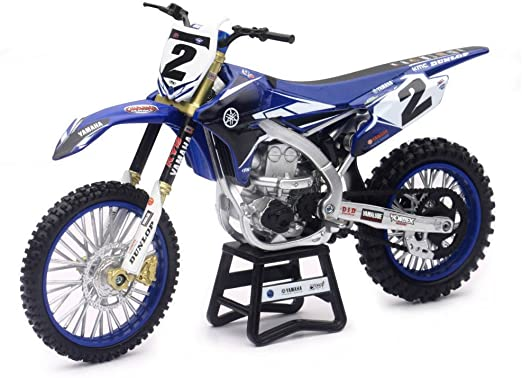 YAMAHA FACTORY TEAM RACE BIKE (COOPER WEBB)