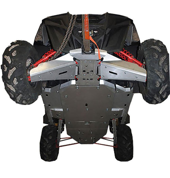 Skid Polaris RZR 900 XP