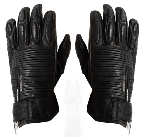 GUANTES HERITAGE NEGROS