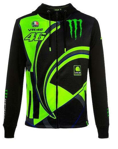 MONSTER 46 REPLICA SUDADERA
