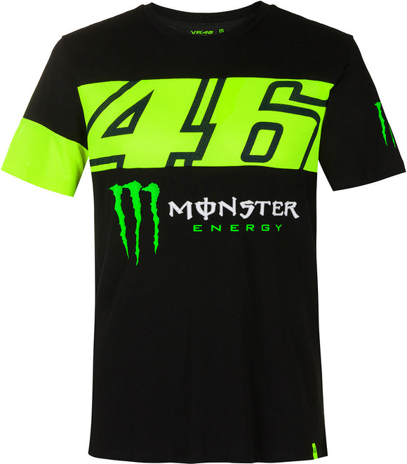 DUAL 46 MONSTER ENERGY TSHIRT