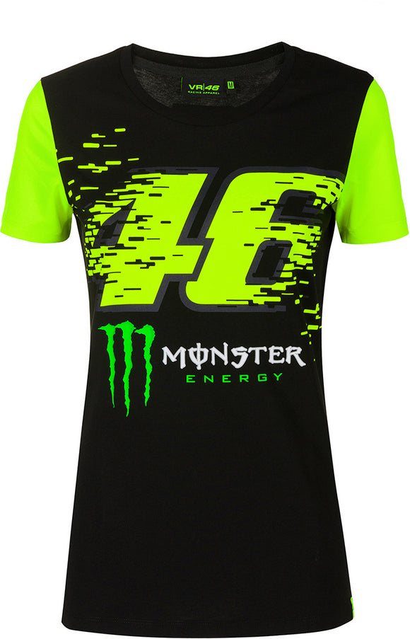 WOMAN MONSTER ENERGY 46 TSHIRT