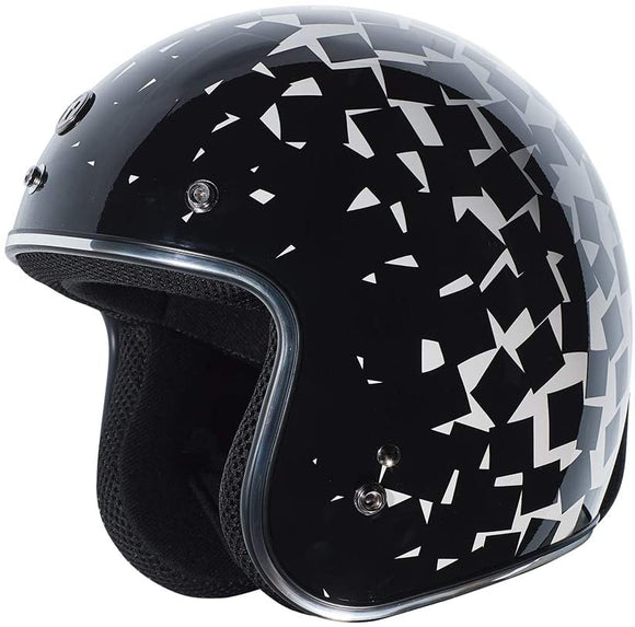 TORC 3/4 OPEN FACE HELMET