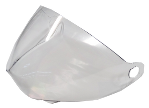 REPUESTO DE VISOR COLOR TRANSPARENTE PARA CASCO DOBLE PROPÓSITO HRO MX330 DV