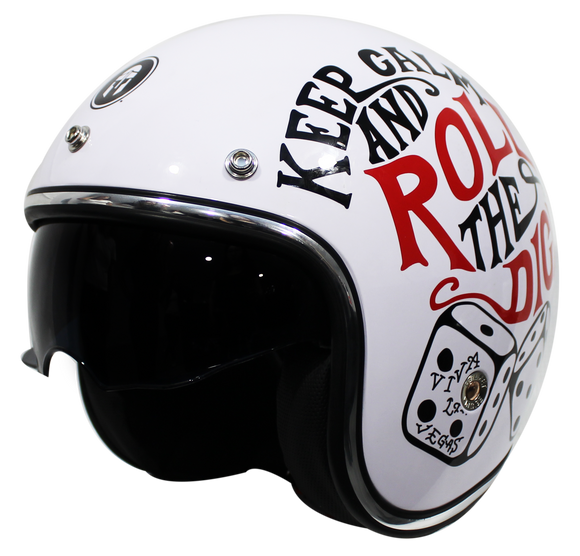 CASCO IMMORTALE 3/4 DICE | SKU: YM629-DI