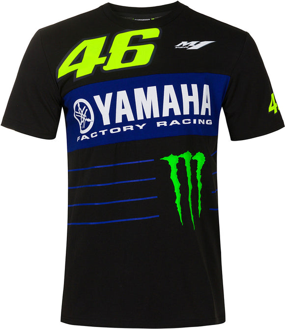 YAMAHA POWER LINE VR46 T SHIRT