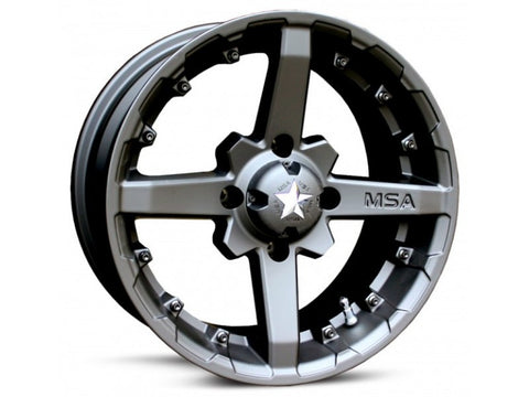 Rim Msa Black Battle M23