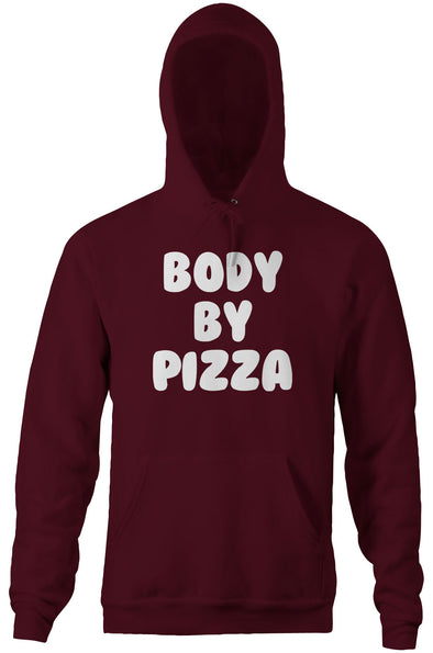Body By Pizza Hoodie
