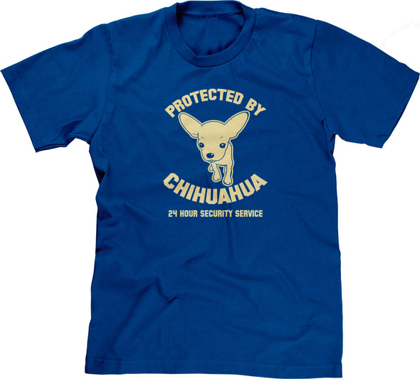 Protected By Chihuahua T-Shirt