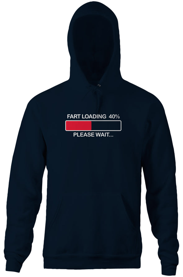 Fart Loading (Please Wait) Hoodie