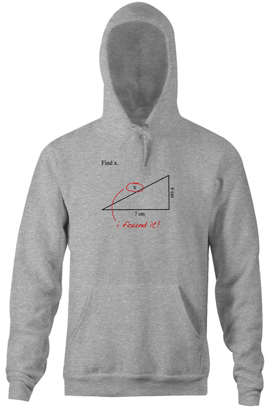 Find X (I Found It!) Hoodie