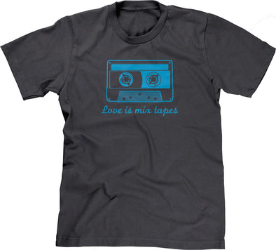 Love Is Mix Tapes T-Shirt