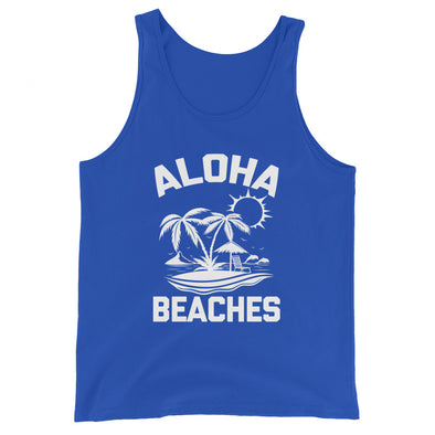 Aloha Beaches Tank Top (Unisex)