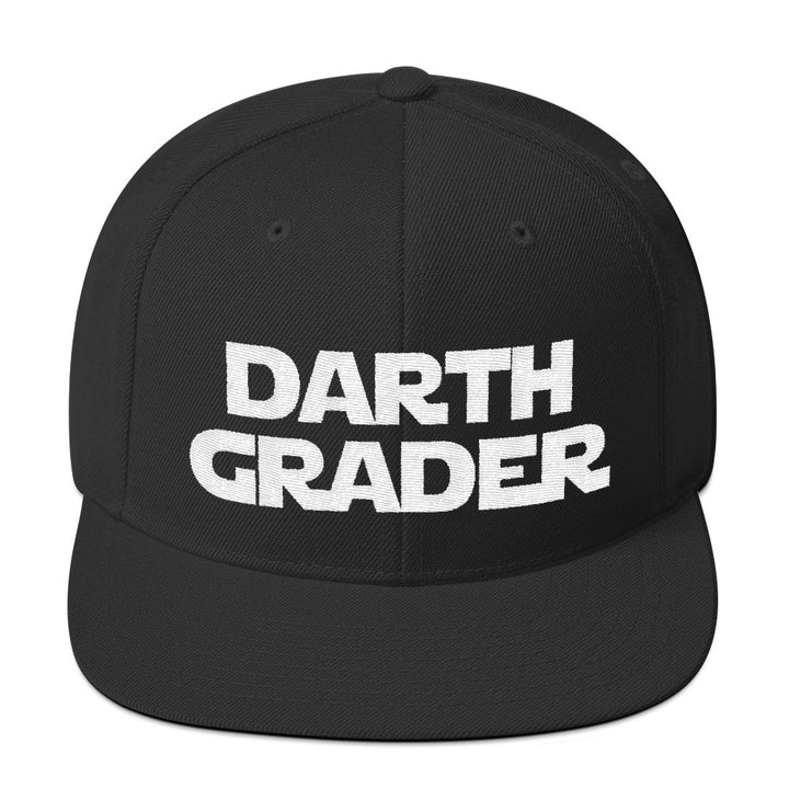 Darth Grader Snapback Hat
